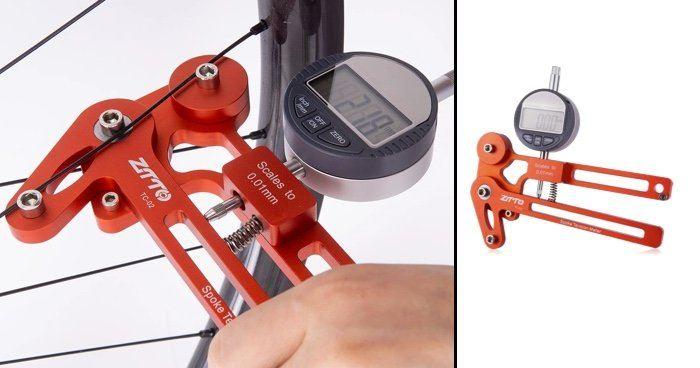 Измеритель натяжения спиц велосипеда