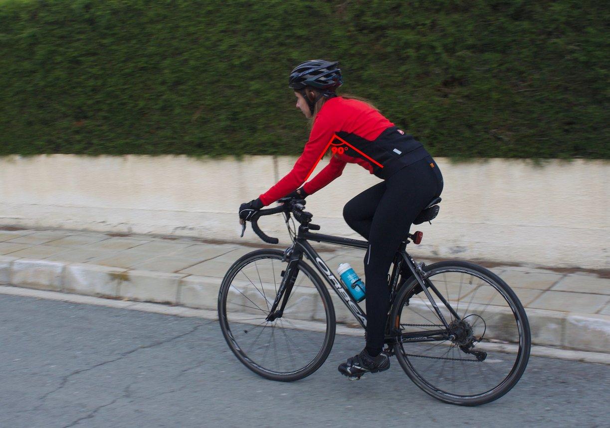 портала правильная посадка на шоссейном велосипеде фото дама этого знака