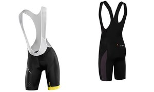 Mavic DHB Bib short review